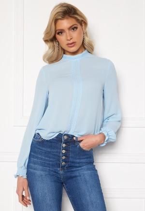 Trendyol Annie LS Blouse Mavi/Blue 42