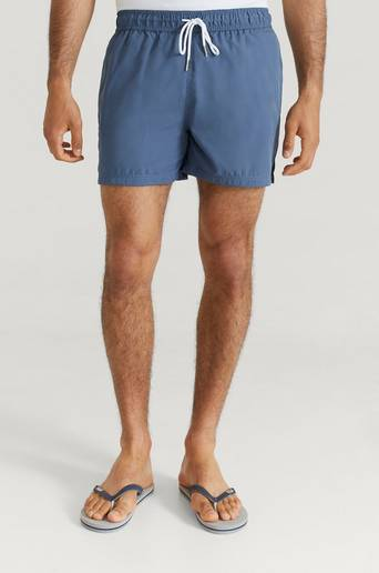 Studio Total Badshorts Swim Shorts Blå