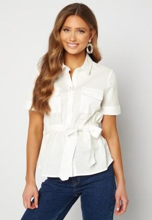 BUBBLEROOM Mya shirt blouse Offwhite 34