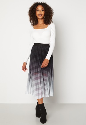 Guess Doyle Skirt FDGY Faded Grey XS