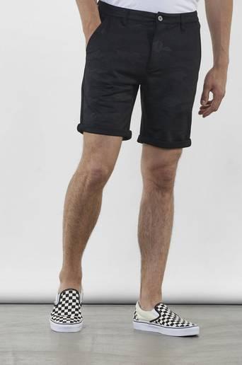 Mouli Shorts Borian Svart