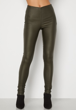 Object Collectors Item Belle Coated Leggings Forest Night 34