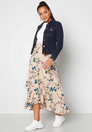 Object Collectors Item Paree Maxi Skirt Sandshell / Flower 40
