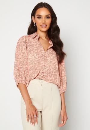 Sisters Point New Gada Shirt 532 D.Blush/Cream XS