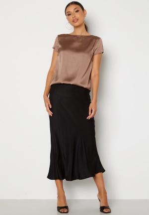 Trendyol Ronja Midi Skirt Black 40
