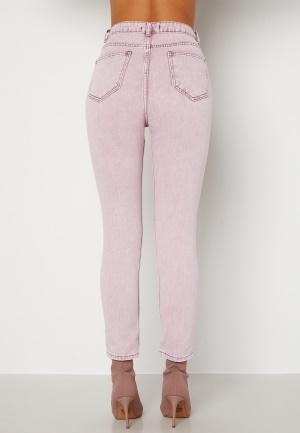 Trendyol Tova HW Jeans Pink 38
