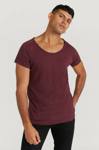 William Baxter T-shirt William Tee Röd