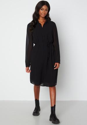 Object Collectors Item Mila bay shirt dress Black 42