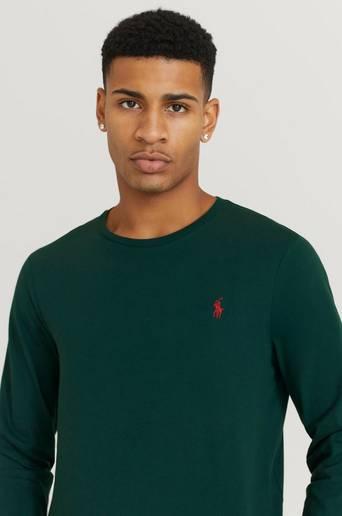 Polo Ralph Lauren Långärmad T-shirt KSC08 LS Tee Grön