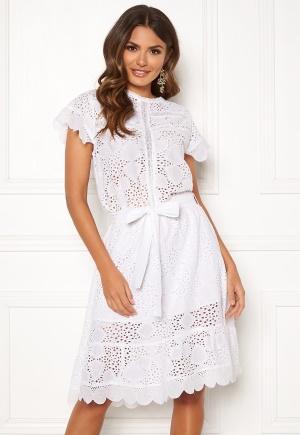 Ravn Sonny Dress White XS