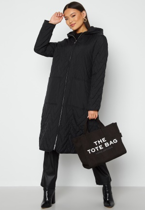 SELECTED FEMME Nora Quilted Coat Black 34